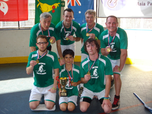 Australian Team - APUC Hockey Champions